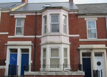 Thumbnail 3 bed flat to rent in Strathmore Crescent, Benwell
