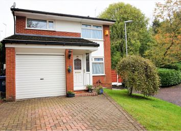 Thumbnail 3 bed detached house for sale in Foxglove Court, Rochdale
