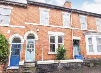 3 bed terraced house for sale in West Avenue, Five Lamps, Derby DE1