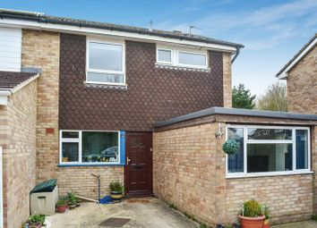 Thumbnail 3 bed semi-detached house for sale in Larch Close, Southmoor, Abingdon