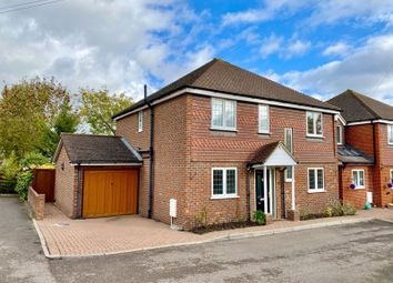 Thumbnail 4 bed detached house for sale in Hammerton Close, Bexley