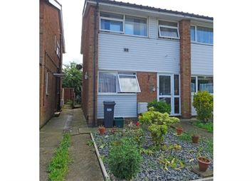 Thumbnail 2 bed end terrace house for sale in Marriott Close, Feltham, Greater London