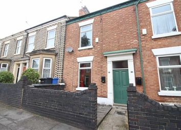 Thumbnail 2 bedroom terraced house for sale in Franchise Street, Derby