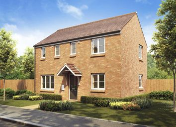 Thumbnail 3 bedroom semi-detached house for sale in New Build - The Clayton, Sutton Courtenay