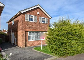Thumbnail 3 bed detached house to rent in Somerford Road, Wellingborough