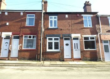 Thumbnail 2 bed terraced house for sale in Clare Street, Basford, Stoke-On-Trent