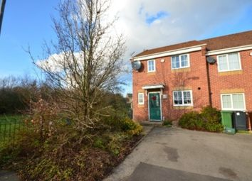 Thumbnail 3 bed end terrace house for sale in Towcester Close, Corby