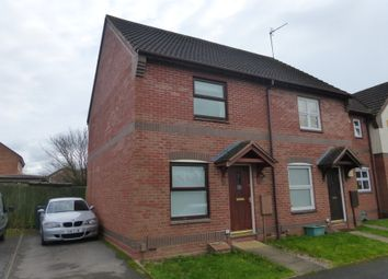 Thumbnail 2 bed semi-detached house for sale in Cornflower Road, Abbeymead, Gloucester