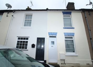 Randolph Road, Gillingham, Kent ME7. 2 bed terraced house for sale