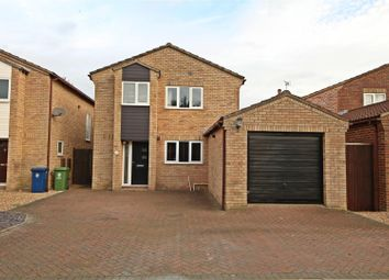 Thumbnail 4 bed detached house for sale in Worcester Avenue, Hardwick, Cambridge