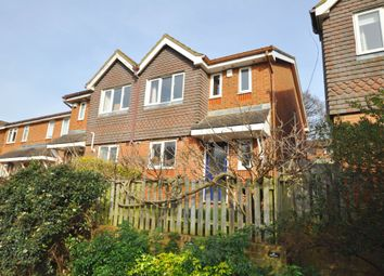 Thumbnail 3 bed semi-detached house for sale in Turner Close, Burpham, Guildford