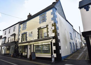 Thumbnail 1 bedroom flat to rent in Mill Street, Bideford