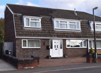 Thumbnail 4 bed semi-detached house for sale in Yatton, North Somerset