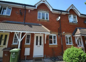 Thumbnail 2 bed terraced house to rent in Dandelion Close, Rush Green, Romford