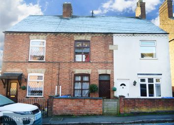 Thumbnail 2 bedroom terraced house for sale in Gladstone Street, Fleckney, Leicester, Leicestershire