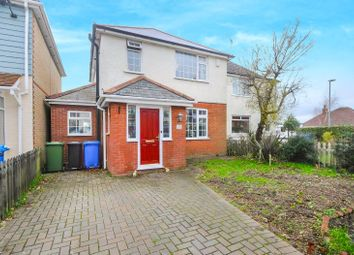 Thumbnail 3 bed detached house for sale in St Clements Road, Parkstone, Poole, Dorset