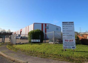 Thumbnail Light industrial to let in Unit G, Portside Industrial Estate, Merseyton Road, Ellesmere Port