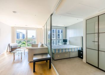 Thumbnail 1 bedroom flat for sale in Octavia House, Imperial Wharf, London