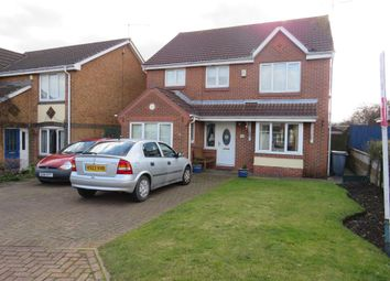 Thumbnail 4 bed detached house for sale in Littlehey Close, Maltby, Rotherham