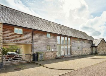 Thumbnail 3 bed barn conversion for sale in Winforton, Herefordshire