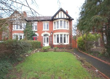 Thumbnail 4 bed semi-detached house for sale in St. Annes Road, Blackpool