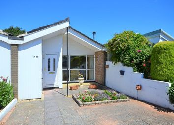 Thumbnail 1 bed bungalow for sale in Cumber Drive, Brixham