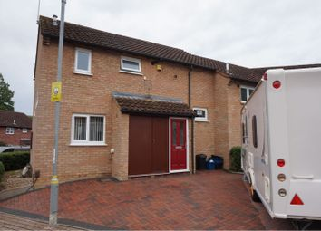 Thumbnail 2 bed end terrace house for sale in Melbury Place, Northampton