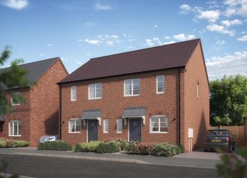 Thumbnail 3 bedroom detached house for sale in The Carrington, Hill Ridware, Rugeley, Cannock, West Midlands