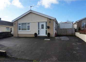 Thumbnail 3 bed detached bungalow for sale in Derlyn Park, Ammanford