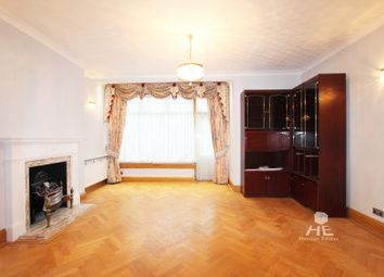 Thumbnail 7 bed link-detached house for sale in Hodford Road, London