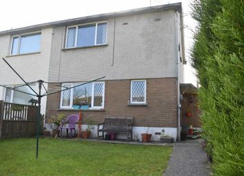 Thumbnail 2 bed semi-detached house for sale in Bro Rhydybont, Rhydybont, Llanybydder