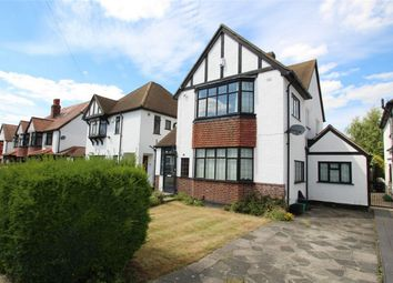 Thumbnail 4 bed detached house for sale in Princes Avenue, Petts Wood, Orpington, Kent