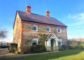 Thumbnail 5 bedroom detached house to rent in Walcot, Sleaford