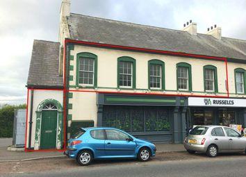Thumbnail 2 bed flat for sale in Main Street, Kircubbin
