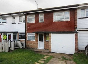 Thumbnail 3 bed terraced house for sale in Farm Road, Hamstreet