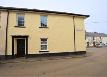 Thumbnail 3 bed end terrace house for sale in West Street, Witheridge, Tiverton, Devon