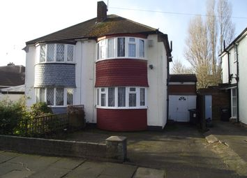 Thumbnail 2 bed semi-detached house to rent in Chorley Avenue, Hodge Hill, Birmingham