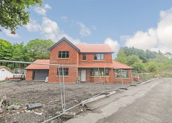 Thumbnail 4 bed detached house for sale in Harford Street, Sirhowy, Tredegar