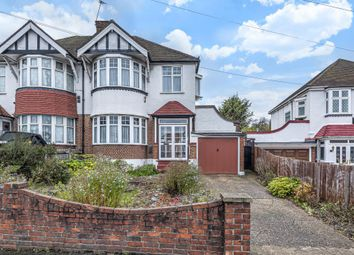 Thumbnail 3 bed semi-detached house for sale in Tolworth, Surrey