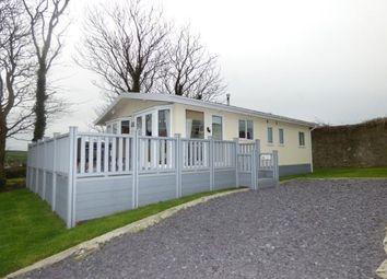 Thumbnail 2 bed bungalow for sale in Bryn Mechell Caravan Park, Bryn Mechell, Llanfechell, Anglesey
