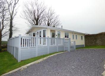 Thumbnail 3 bed bungalow for sale in Bryn Mechell Caravan Park, Bryn Mechell, Llanfechell, Anglesey