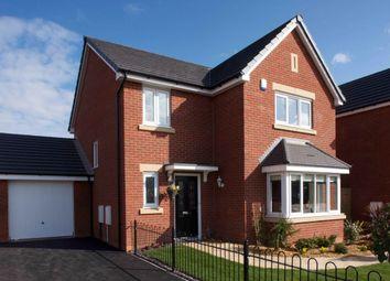 Thumbnail 4 bedroom detached house for sale in Sandy Lane, High Bartle, Preston