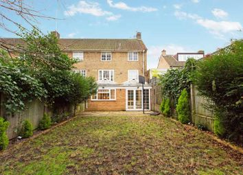 Thumbnail 3 bedroom end terrace house for sale in Ordnance Hill, St Johns Wood