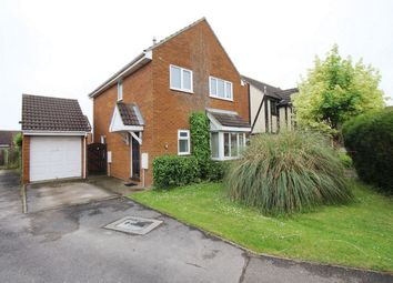 Thumbnail 3 bed detached house for sale in Derwent Close, St. Ives, Huntingdon