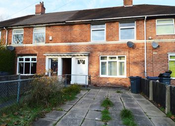 Thumbnail 3 bed terraced house to rent in Pailton Grove, Weoley Castle, Birmingham