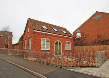 Thumbnail 4 bed detached house to rent in Beeching Way, Wallingford