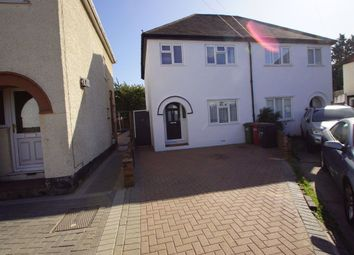 Thumbnail 3 bed property to rent in Charter Road, Burnham, Slough