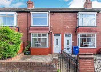 Thumbnail 2 bedroom terraced house for sale in Herbert Road, Off York Road, Doncaster