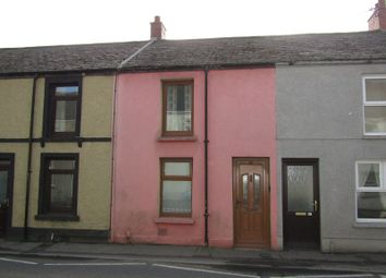 Thumbnail 2 bed terraced house for sale in Priory Street, Carmarthen, Carmarthenshire.