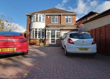 Thumbnail 4 bed detached house for sale in Wilnecote Lane, Wilnecote, Tamworth
